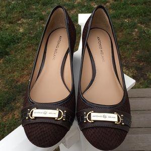 Antonio Melani Signature Low Heel Shoes